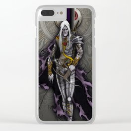 The Rebel Faction Clear iPhone Case