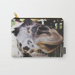 Giraffe Nose Carry-All Pouch