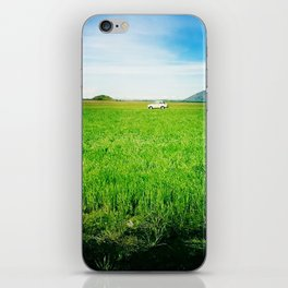 abandon  iPhone Skin