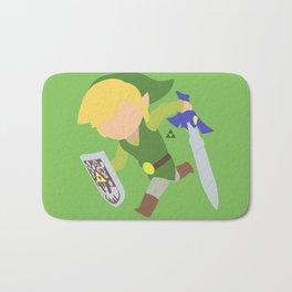 Toon Link(Smash) Bath Mat