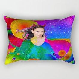 Enchanted Garden Rectangular Pillow