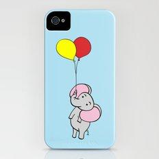 Elephant iPhone (4, 4s) Slim Case