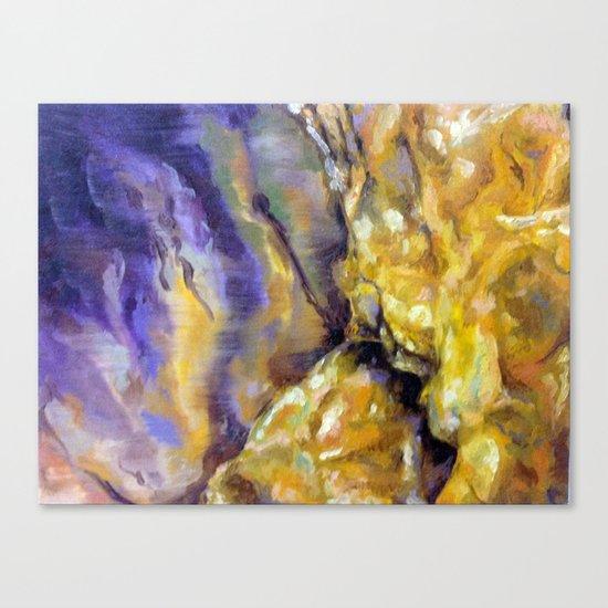 Koyaanisqatsi Canvas Print