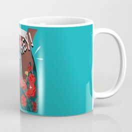 hey hey - girl power Coffee Mug
