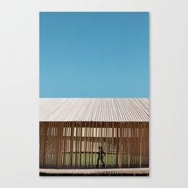 Around Canvas Print
