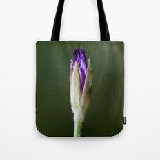 Purple Deduction Tote Bag