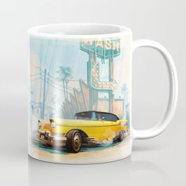 Love Los Santos after the rain Coffee Mug