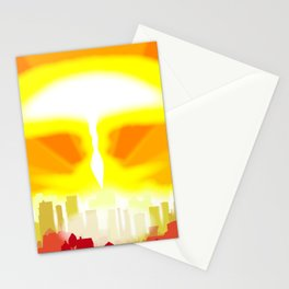 End of the World Stationery Cards