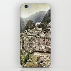 Machu Picchu, Peru iPhone & iPod Skin