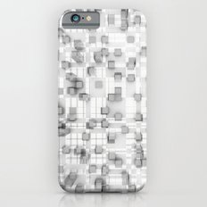 abstract city iPhone 6s Slim Case