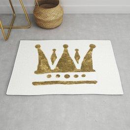 Golden Crown Rug