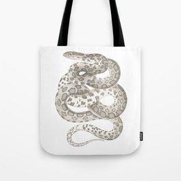 Snake - Reptiles Plate XXII Tote Bag