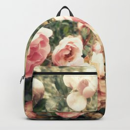 vague memory and roses Backpack