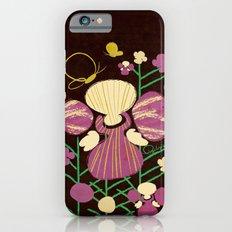 Floral Flower Artprint Slim Case iPhone 6s