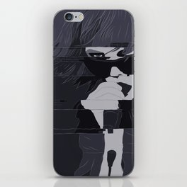 Alice Glass / Crystal Castles iPhone Skin