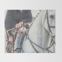 Huntsman Throw Blanket