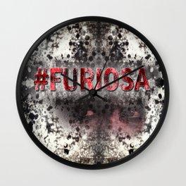 #Furiosa Wall Clock