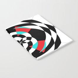 Stripe Me Spiral Notebook