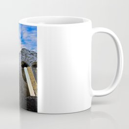 Corcomroe Abbey Arch Coffee Mug