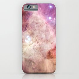 Orion Nebulas Thousands of Stars iPhone Case