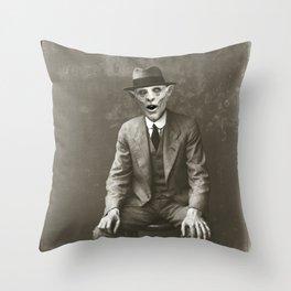 ALIAS, NOSFERATU Throw Pillow