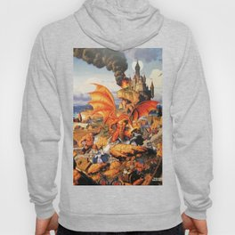 Ultima Online poster Hoody