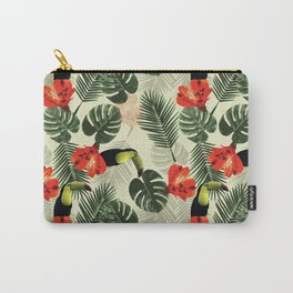 Tropic pattern 002 Carry-All Pouch
