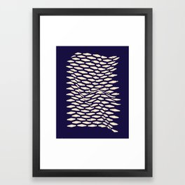 Born To Dunes 1 Framed Art Print