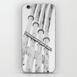 Pipes iPhone Skin