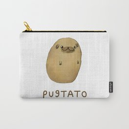 Pugtato Carry-All Pouch