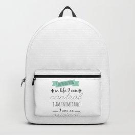 INIMITABLE - HAMILTON Backpack