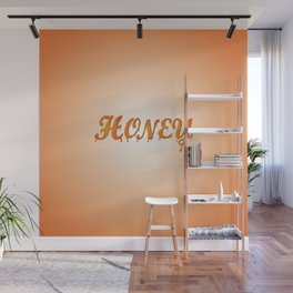 Honey Wall Mural
