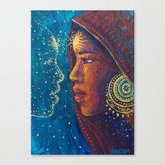 The I Am Canvas Print