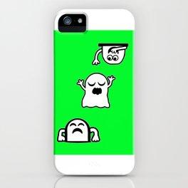 Peek-A-Boos iPhone Case
