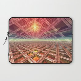 Space Portal To The Stars Laptop Sleeve