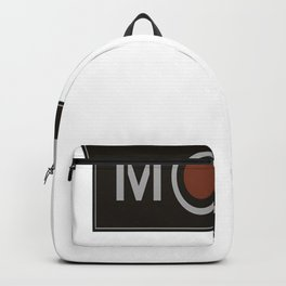 The Expanse - MCRN Logo - Clean Backpack