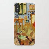 van gogh iPhone & iPod Cases featuring Van gogh by bobilerorg