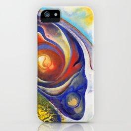Haiti Mural iPhone Case