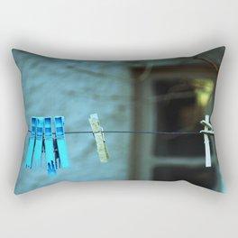 Clothesline Love Rectangular Pillow