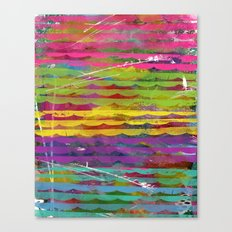 Summer Shade Canvas Print