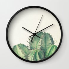 African Milk Barrel Wall Clock