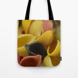 Colorful Pasta  Tote Bag