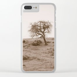 The Hills of Sonoma Clear iPhone Case