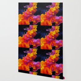 Cosmic Smoke Wallpaper
