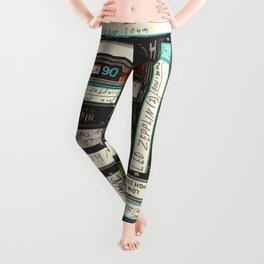Cassettes Leggings