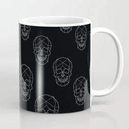 Skull Aesthetics Pattern Coffee Mug