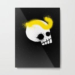 END TIMES Metal Print