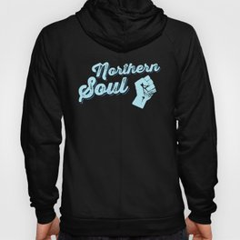 Northern Soul design   Ska & Mod Clothing Hoody