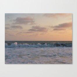 Cinema Waves Canvas Print