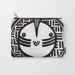 Happy People: Face 5 Carry-All Pouch